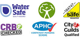 fully qualified plumbers in bolton see our accreditations